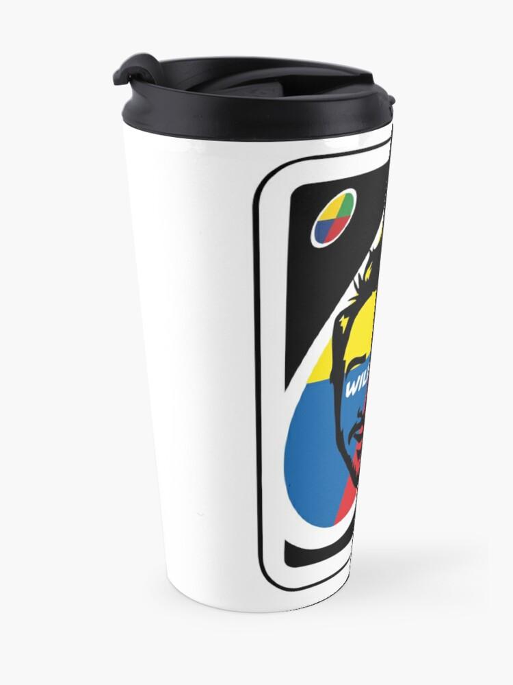 Alternate view of Wildcard Travel Mug
