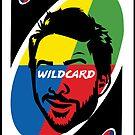 Wildcard by Shayli Kipnis