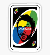 Wildcard Sticker