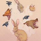 Watership Down by HypathieAswang