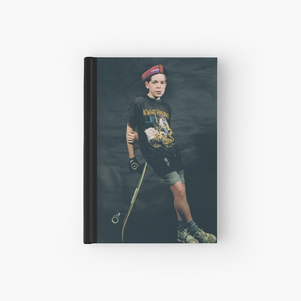 Barry and his Board 1991 Hardcover Journal