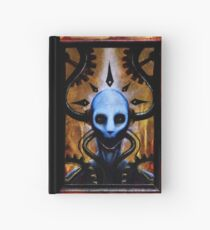 Gears of Boredom Hardcover Journal
