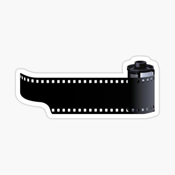 35mm Film Sticker