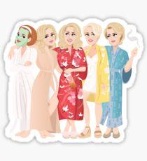 Gillian Anderson - Roben Sticker