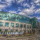 Greenville City Hall by JGetsinger