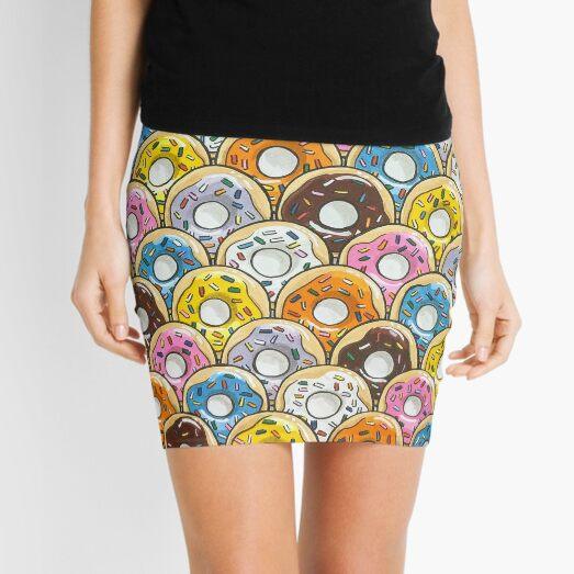 Donut Dreamer Mini Skirt