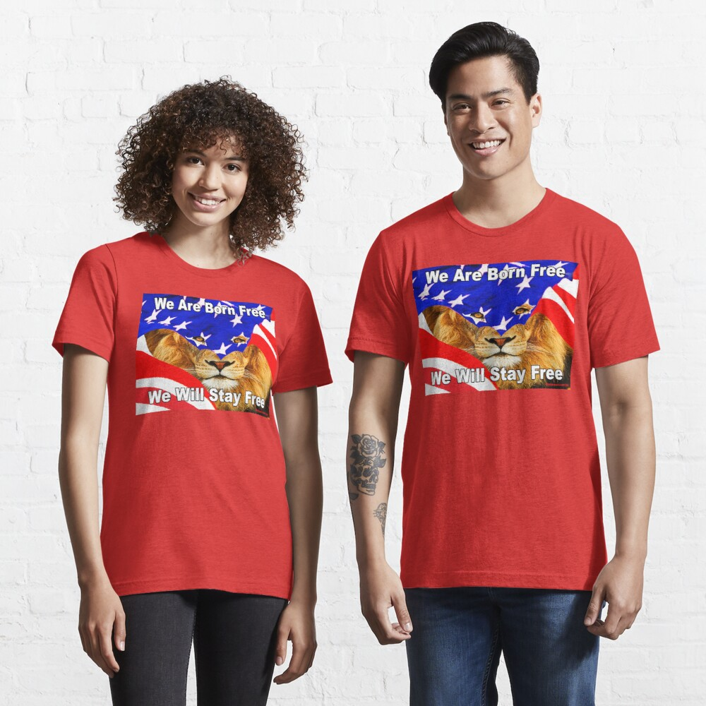 State of the Lion Essential T-Shirt
