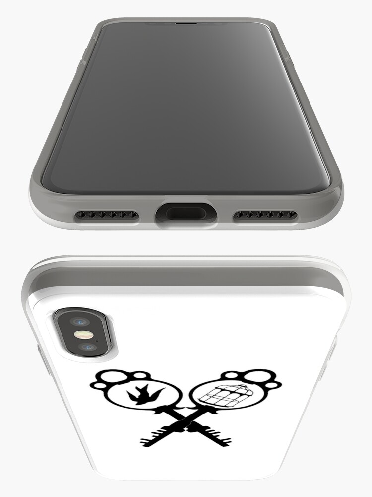 Alternate view of The Bird or the Cage? iPhone Case & Cover