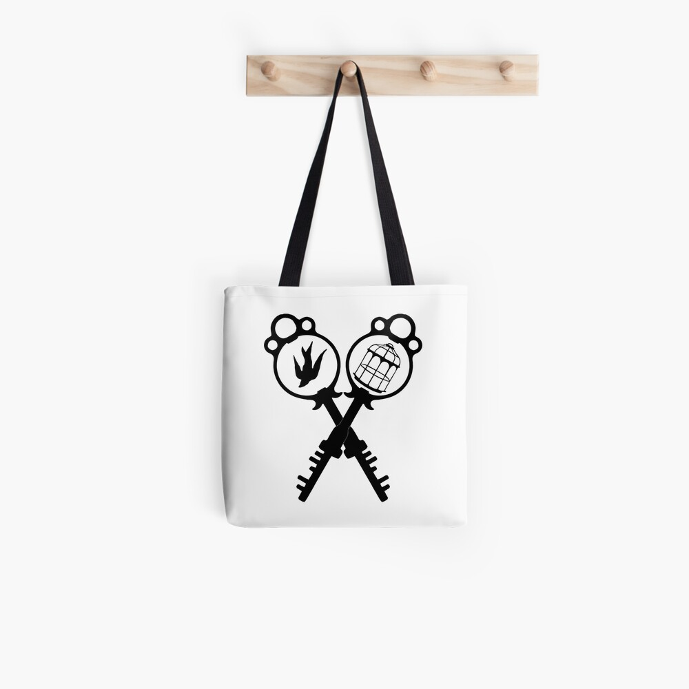 The Bird or the Cage? Tote Bag