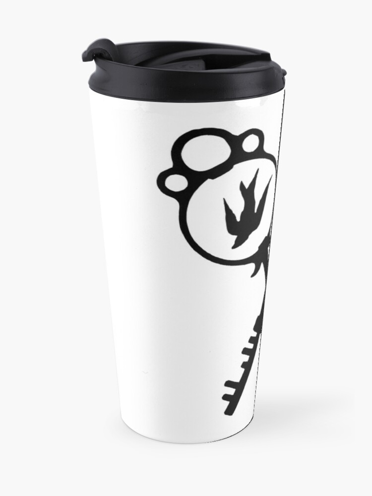 Alternate view of The Bird or the Cage? Travel Mug