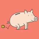 Sparschwein von Milkyprint