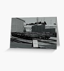 Williamstown - Seaplane Flights Today Greeting Card