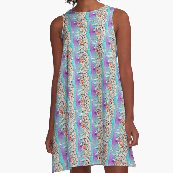 Peter A-Line Dress