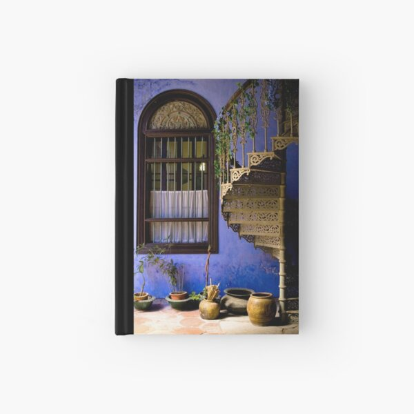 Cheong Fatt Tze Mansion Hardcover Journal