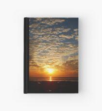 Sunset - Isle of Arran - Scotland Hardcover Journal