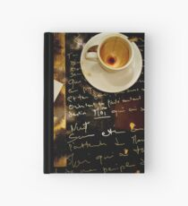 Write To Me (in any language) Hardcover Journal
