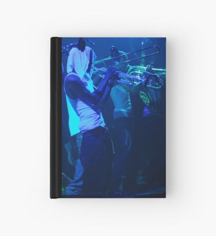 In Blue Hardcover Journal