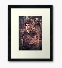 Captain Malcolm Reynolds Framed Print