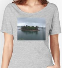 How wonderful life is now you're in the world. This is my song .  Åland Islands . Women's Relaxed Fit T-Shirt