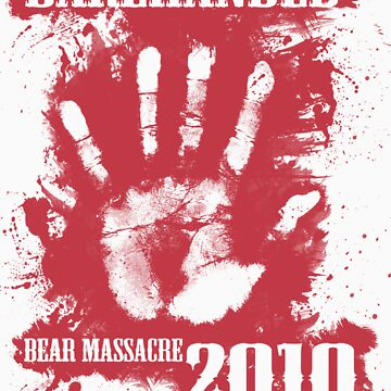 Barehanded Bear Massacre by toddmreed