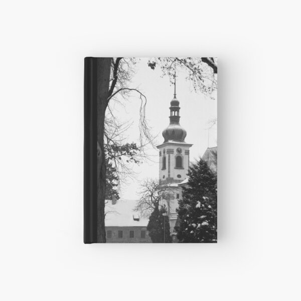Chapel of the Revelation of the Lord, Smirice, Czech Republic Hardcover Journal