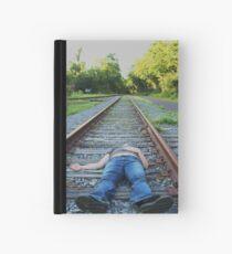 Left Behind Hardcover Journal