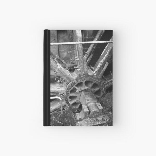 Waterwheel Hardcover Journal