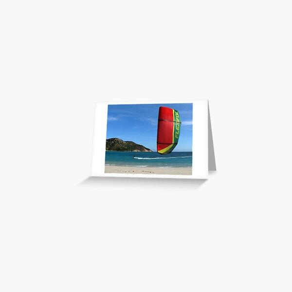 Lynita's Lagoon Greeting Card