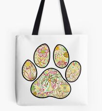 PAWPRINT - GRENADA Tote Bag
