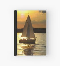 The Port of Heaven Hardcover Journal