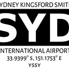 Sydney Kingsford Smith Airport SYD by Auchmithie49