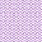 Crosshatch Purple by Eric Pauker