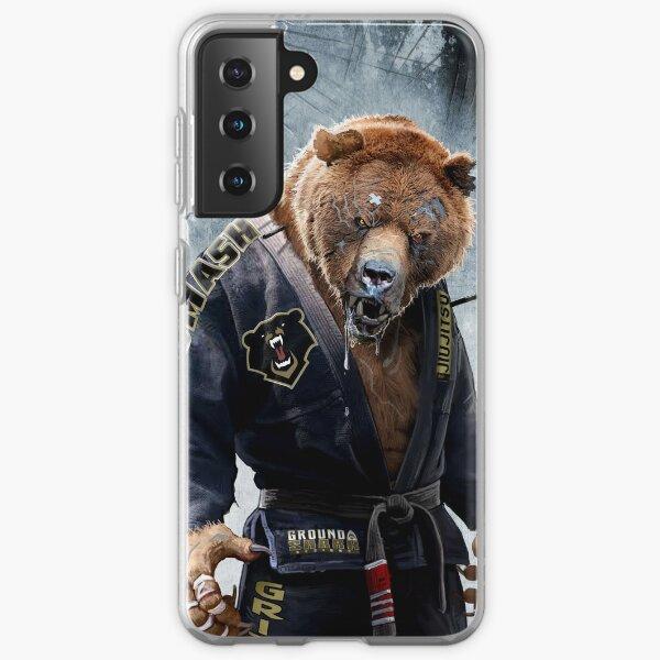 Grizzly Jiu Jitsu Samsung Galaxy Soft Case
