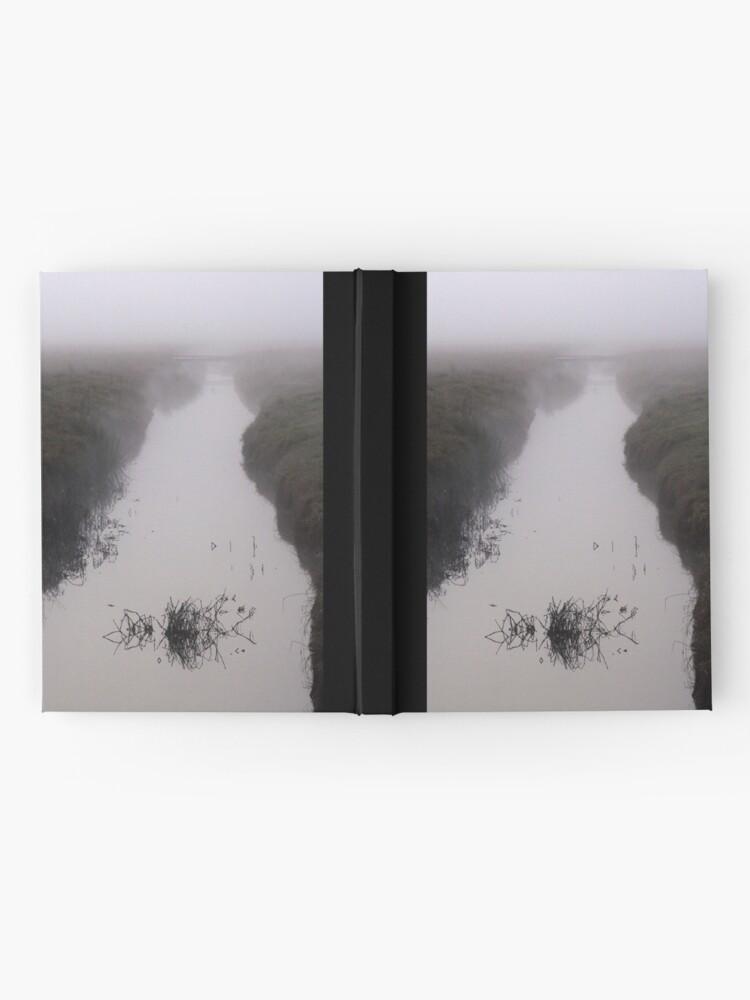 Alternate view of Misty Marsh Hardcover Journal
