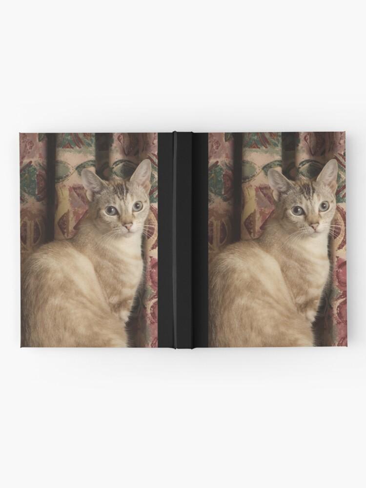 Alternate view of Myst Hardcover Journal