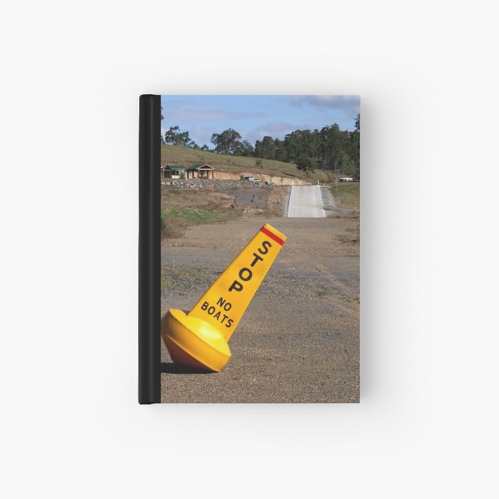 Dam Dry! Hardcover Journal