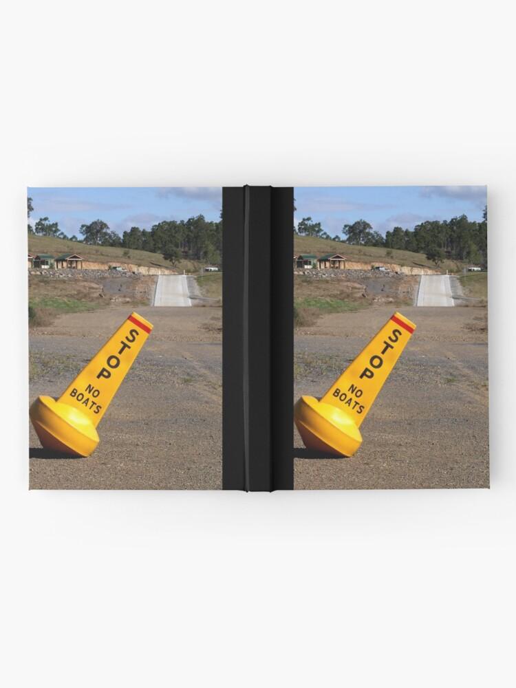 Alternate view of Dam Dry! Hardcover Journal