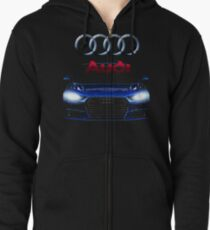 Audi Zipped Hoodie
