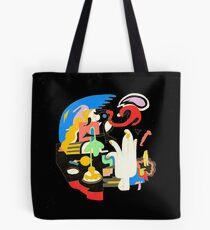 Mac Miller - Gesichter Tote Bag