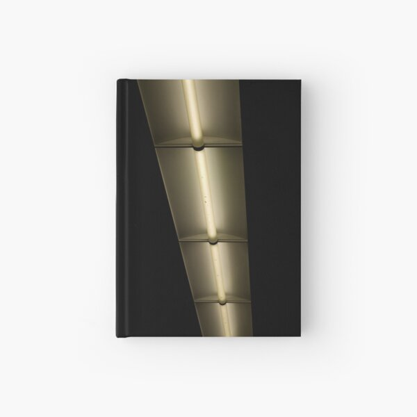 Lights Hardcover Journal