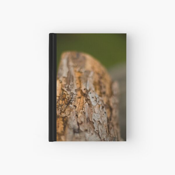 Log Hardcover Journal