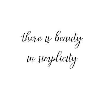 simplicity by cassietX