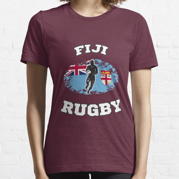 Fiji Rugby Items Essential T-Shirt