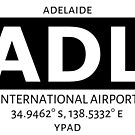 Adelaide Airport ADL by Auchmithie49
