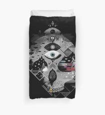 Alte Götter, neue Dämonen Bettbezug