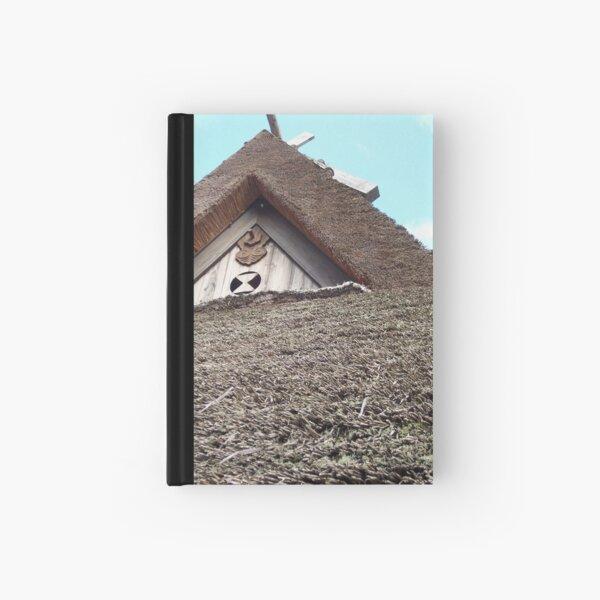 kayabuki-yane Hardcover Journal