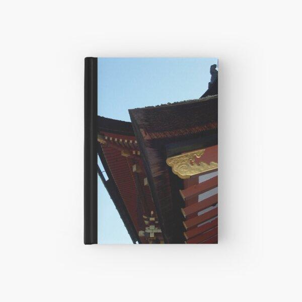 fushimi inari-taisha Hardcover Journal