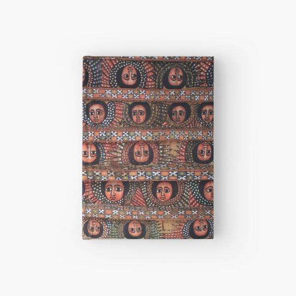 The Angels of Debre Birhan Selassie Church Hardcover Journal