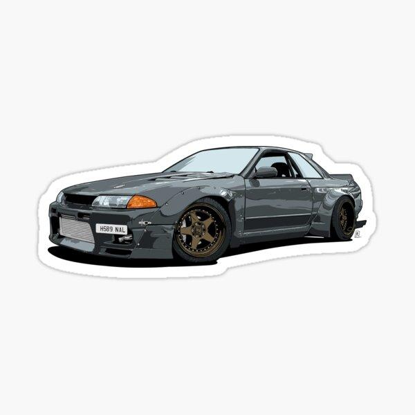 Skyline GTR R32 Sticker
