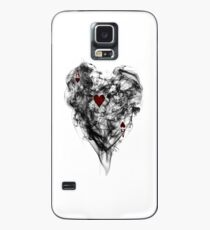 Ace of Hearts Case/Skin for Samsung Galaxy